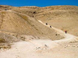 Отчет о велопоходе «По земле Обетованной»